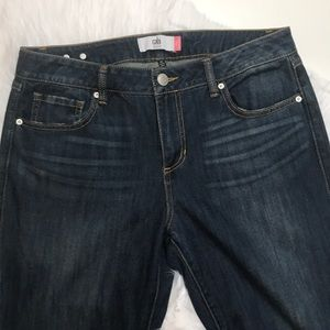 Cabi The Straight Jeans Denim Size 10 Style 5166